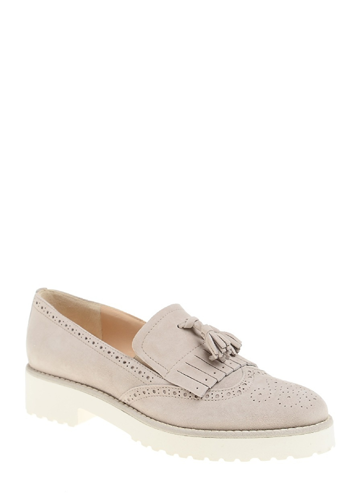 Divarese Püsküllü Oxford Ayakkabı 5019767 K Ayakkabı – 438.0 TL